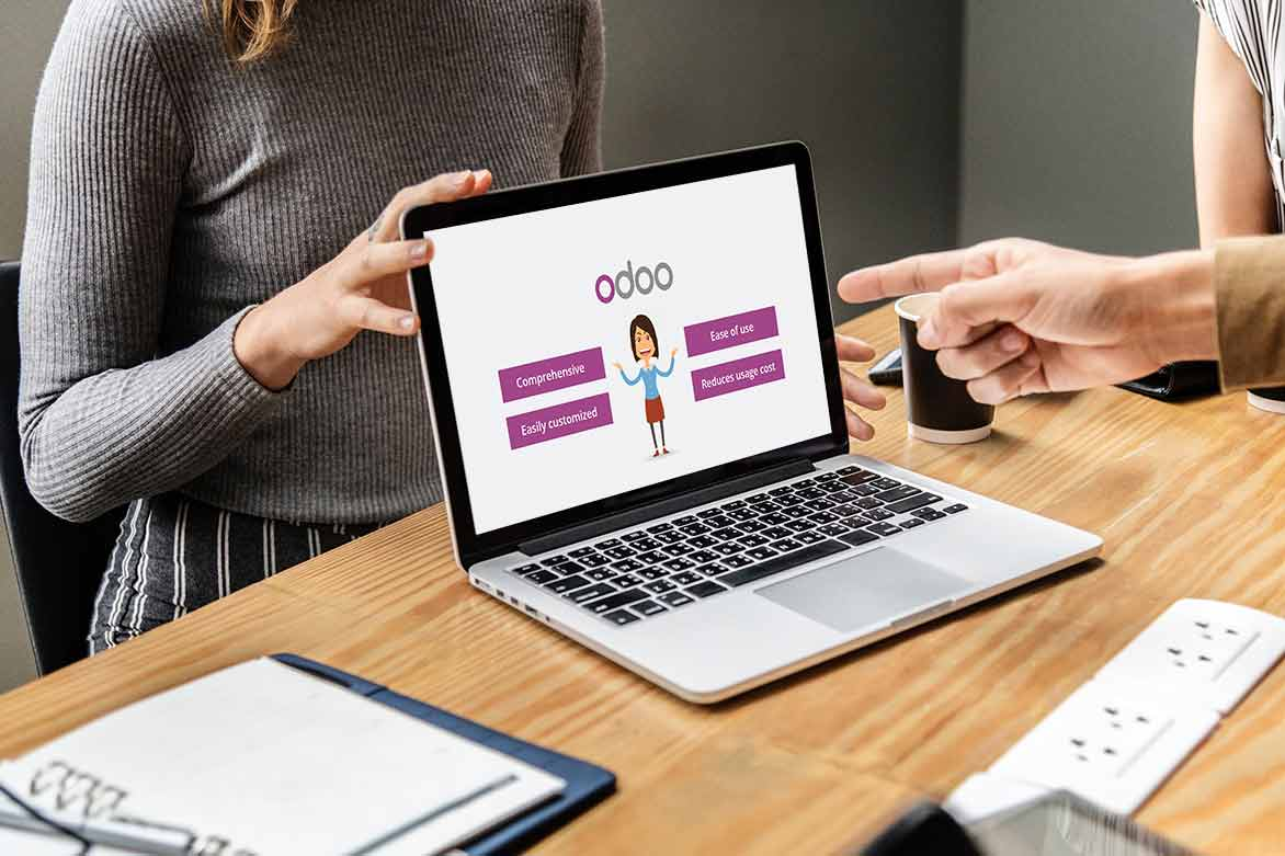 Odoo your open source ERP application to grow your business